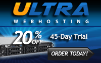 Ultra Web Hosting Coupon Code